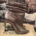 Burberry Pewter Burlison Boots/Booties Size US 8 Regular (M, B) Burberry Pewter Burlison Boots/Booties Size US 8 Regular (M, B) Image 5
