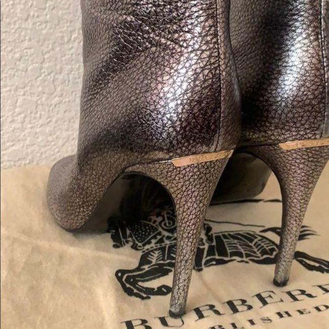 Burberry Pewter Burlison Boots/Booties Size US 8 Regular (M, B) Burberry Pewter Burlison Boots/Booties Size US 8 Regular (M, B) Image 9