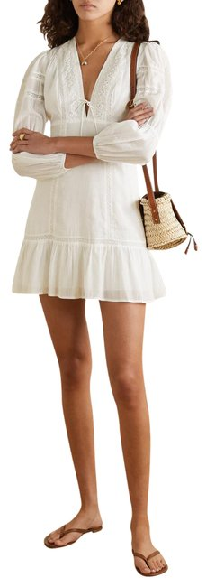 Item - Ivory Cecille Short Casual Dress Size 0 (XS)