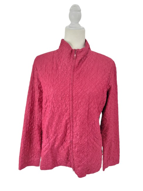 Item - Pink Quilted Jacket Size 8 (M)