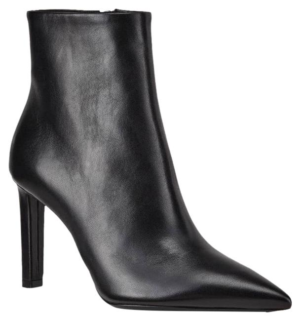 Item - Black Monogram Kate Pointed-toe Boots/Booties Size EU 38.5 (Approx. US 8.5) Narrow (Aa, N)
