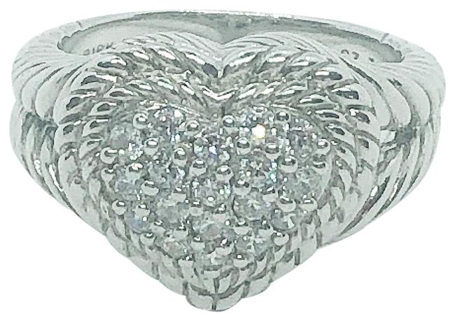 Item - Silver Iconic Sterling Heart Ring