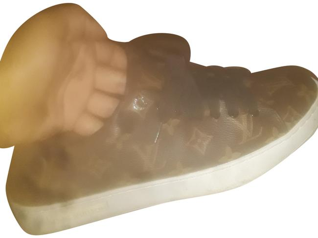 Item - Brown and White None Sneakers Size US 8.5 Regular (M, B)