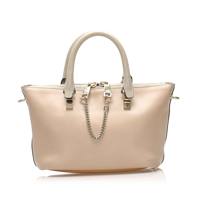 Item - Baylee Brown Leather Satchel