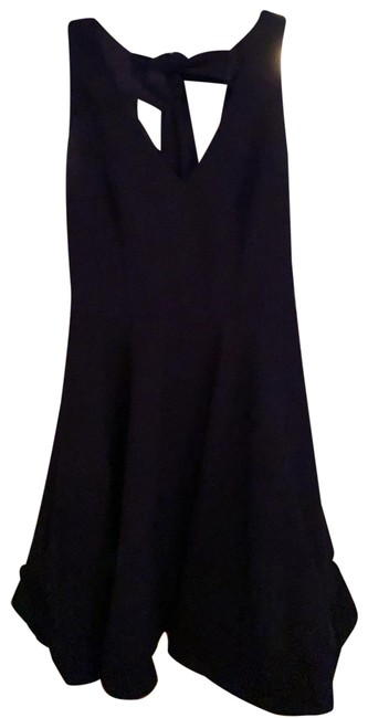 Item - Navy No Indication Short Night Out Dress Size 6 (S)