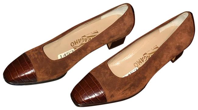 Item - Brown Dq 49514 Pumps Size US 8.5 Regular (M, B)