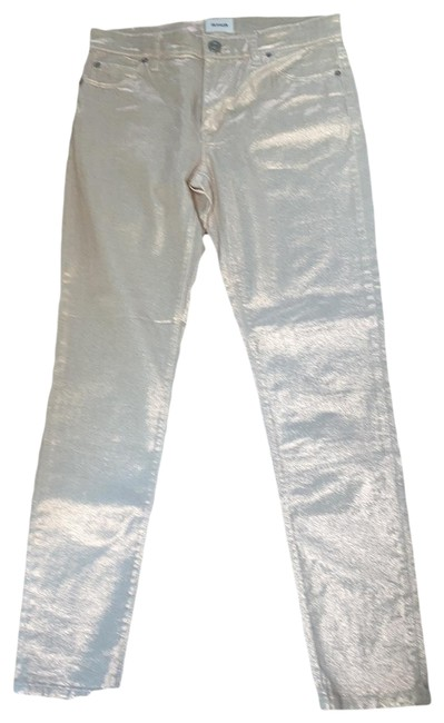 Item - Rose Gold Coated Wma407wy Skinny Jeans Size 4 (S, 27)