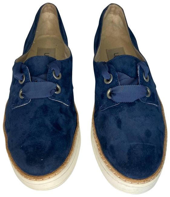 Item - Blue Carilyn Lace Up Sneakers Size US 8.5 Regular (M, B)