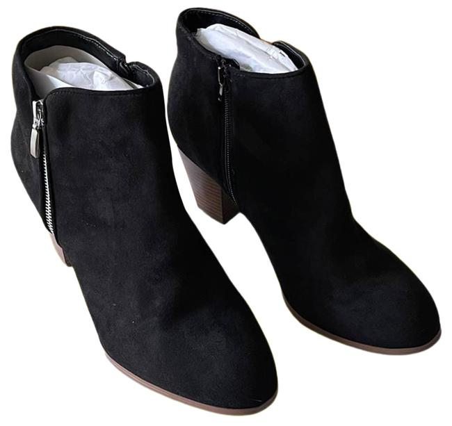 Item - Black New Suede Jamila Boots/Booties Size US 11 Regular (M, B)