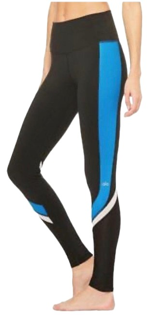 Item - Black and Blue Elevate Activewear Bottoms Size 6 (S)