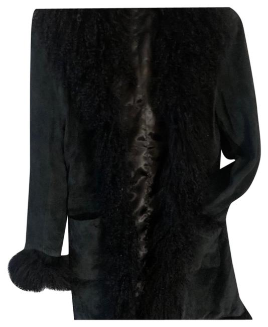 Item - Leather And Coat Size 12 (L)