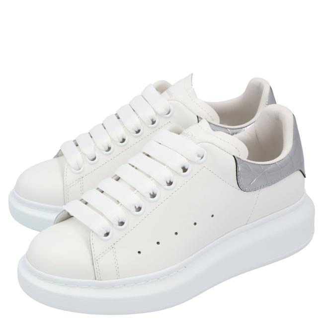 Item - Creme White 553770whybq9071 Amq Larry Oversize Sneakers Size EU 36 (Approx. US 6) Regular (M, B)