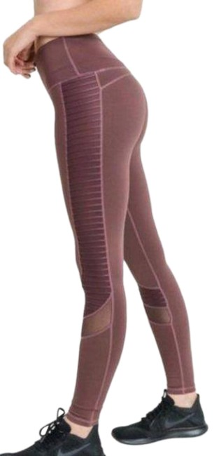 Item - Orchid Small Motto Yoga 005 Activewear Bottoms Size 6 (S, 28)