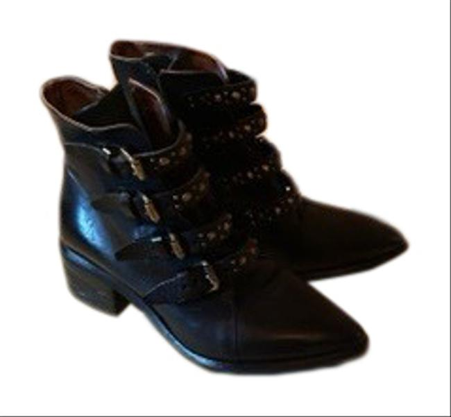 Item - Black A S Boots/Booties Size US 8 Regular (M, B)