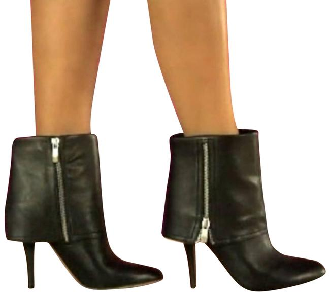 Item - Black New Quale Aviator Sheep Ankle Boots/Booties Size US 7.5 Regular (M, B)