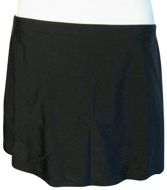 Item - Black 2x Swimskirt Swimsuit Skirt Bikini Bottom Size 22 (Plus 2x)