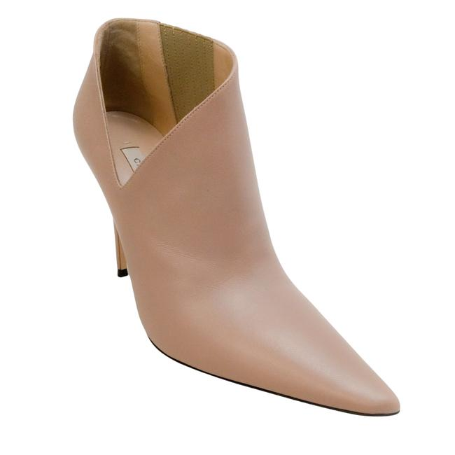 Item - Nude Cut Out Boots/Booties Size EU 40 (Approx. US 10) Regular (M, B)