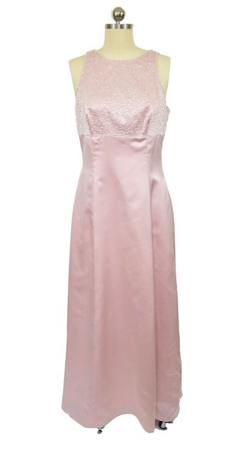 Item - Pink Gown Long Formal Dress Size 8 (M)