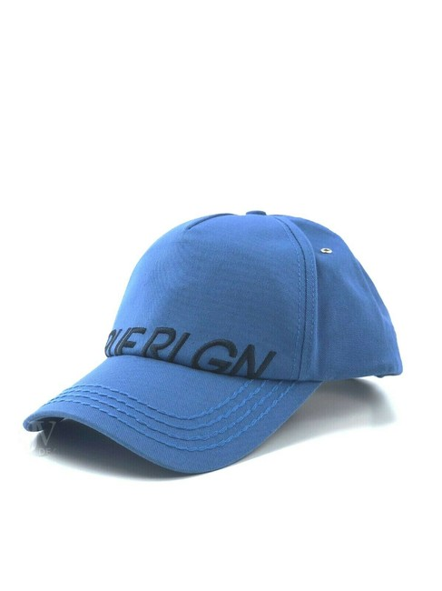 Item - Digital Blue Partial Name Logo Adjustable Baseball Cap Hat