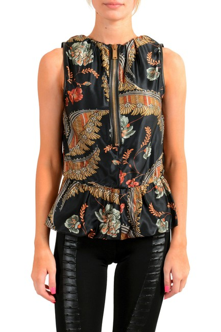Item - Multi-color Women's Silk Blouse Size 2 (XS)