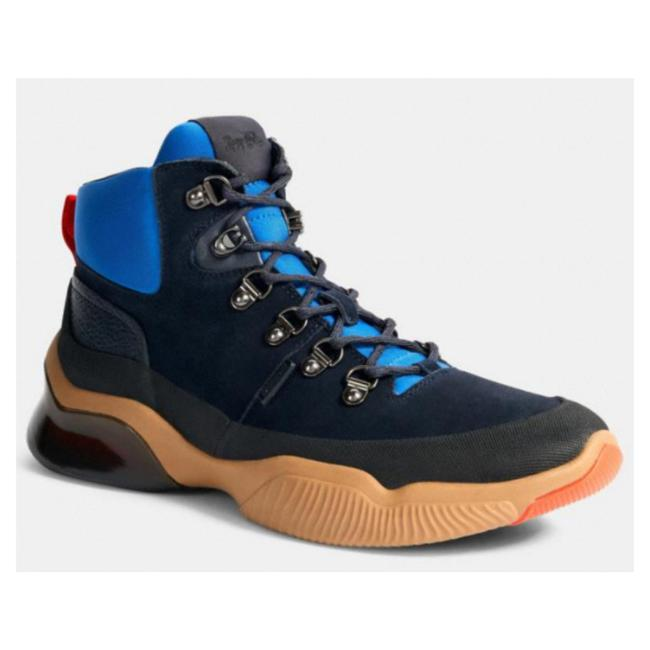 Item - Blue New Citysole Hiker For Mens Color Navy Boots/Booties Size US 8.5 Regular (M, B)