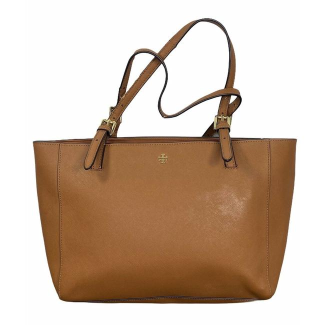Item - Tote Bag York Buckle Small Women Purse Brown Satchel