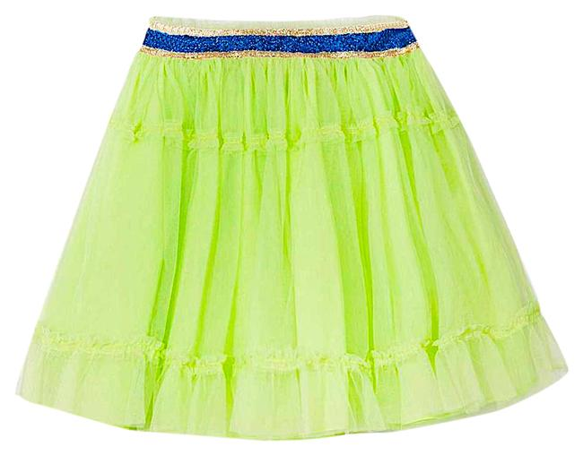Item - Neon Green with Tag (5y) Girls Tulle Skirt