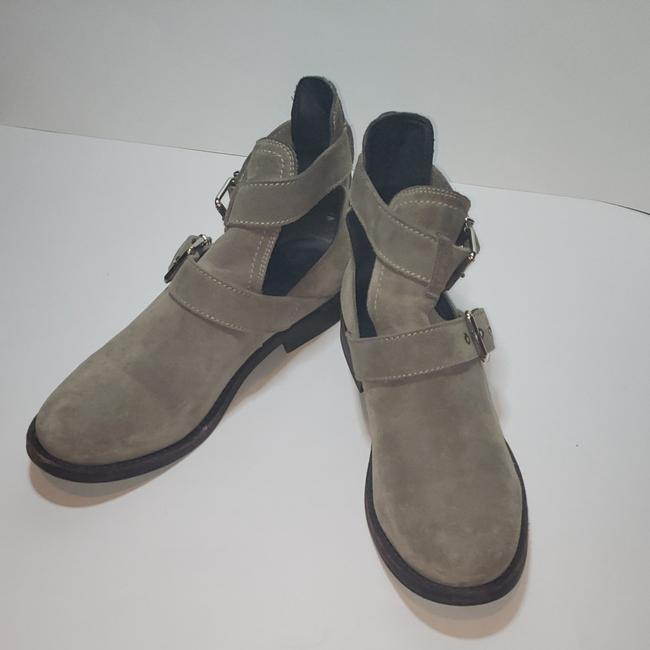 Item - Grey Ankle Boots/Booties Size EU 38.5 (Approx. US 8.5) Regular (M, B)