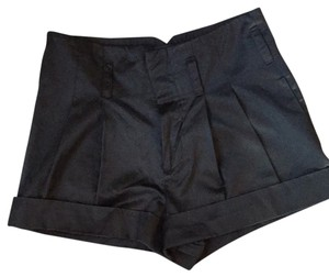 Catherine Malandrino Vintage Short Mini Classic Shorts Black