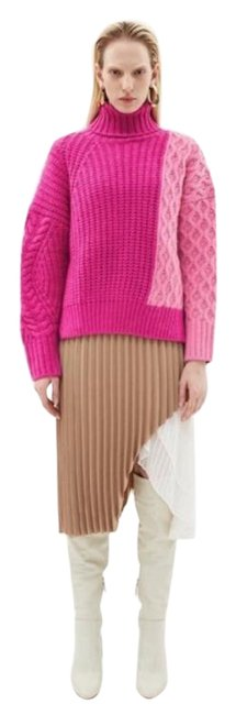 Item - Alto Wool Blend Pink Sweater