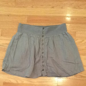 American Eagle Outfitters Skirt Grey