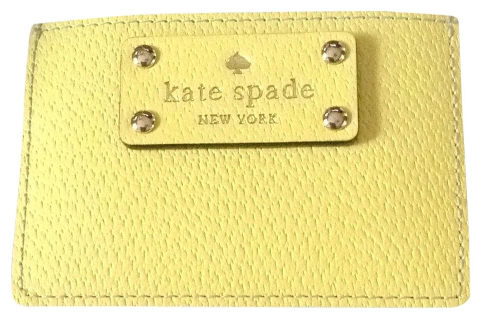 kate spade neon kate spade business card holder - Kate Spade Business Card Holder