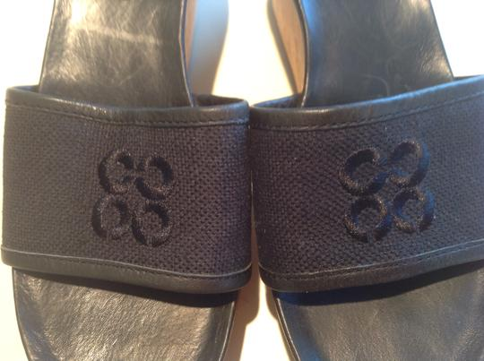 Other Coach Black Wedges Image 1