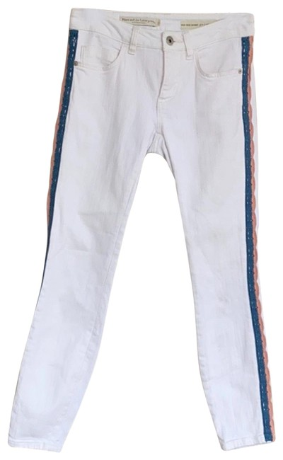 Item - White Pilcro and The Letterpress Skinny Jeans Size 2 (XS, 26)