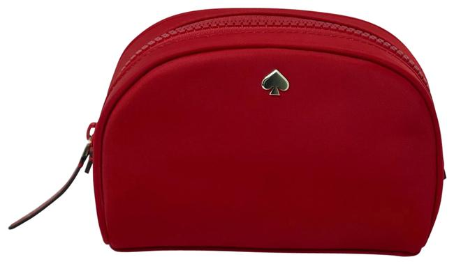 Item - Red Jae Small Dome Cosmetic Bag