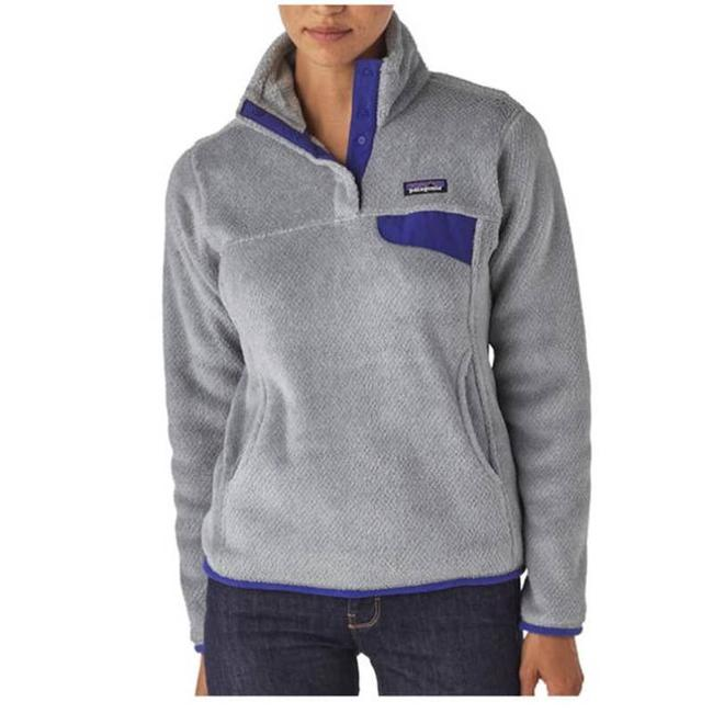 Item - Gray Re-tool Snap T Pullover Activewear Outerwear Size 8 (M)