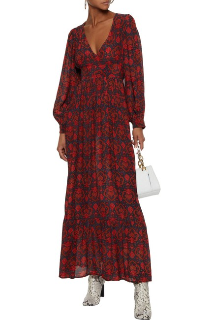 Item - Red Myle Long Casual Maxi Dress Size 2 (XS)
