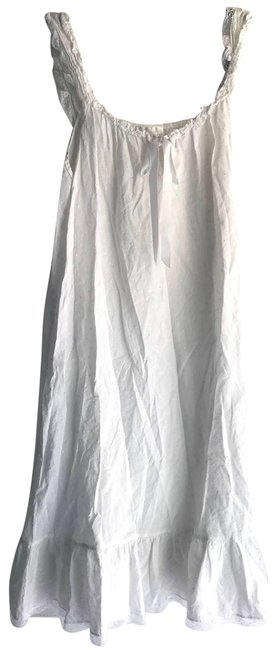 Item - White Baby Doll Tm Casual Maxi Dress Size OS (one size)