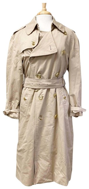Item - Cream XL Camel Wool Liner Coat Size 18 (XL, Plus 0x)