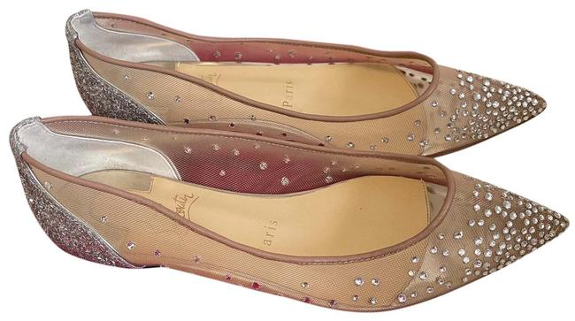 Item - Follies Strass Flats Size EU 36.5 (Approx. US 6.5) Regular (M, B)