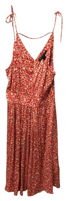 Preload https://item3.tradesy.com/images/marc-jacobs-dress-red-and-kahki-2883547-0-0.jpg?width=400&height=650
