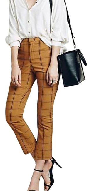 Item - Brown High Rise Ankle Pants Size 12 (L, 32, 33)