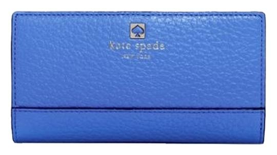 Kate Spade Kate Spade New York Southport Avenue Stacy Wallet New Bluebelle