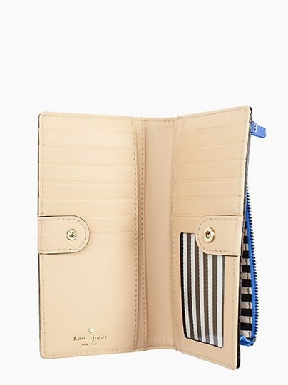 Kate Spade Kate Spade New York Southport Avenue Stacy Wallet New Bluebelle Image 1