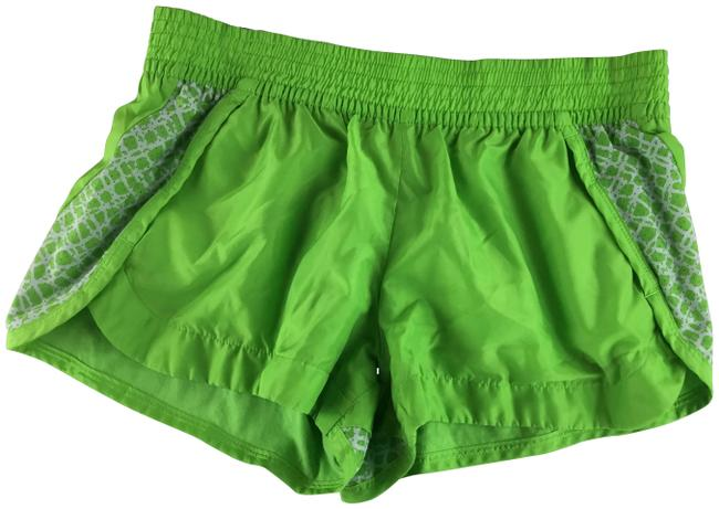 Item - Green Workout Shorts Size 8 (M, 29, 30)