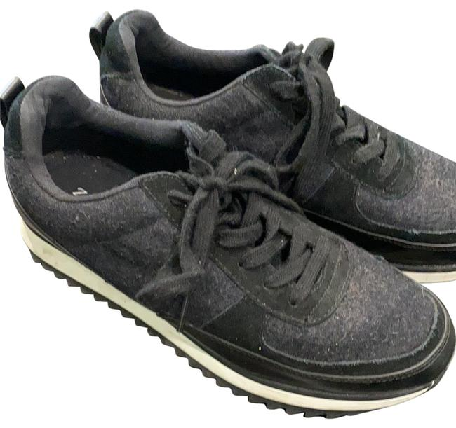 Item - Black Platform Sneakers Size EU 40 (Approx. US 10) Regular (M, B)