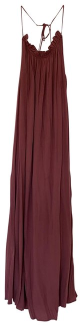 Item - Rust Long Casual Maxi Dress Size 0 (XS)