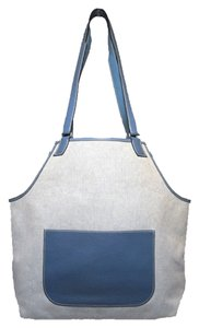 Hermès Apron Canvas Toile Apron Tote Shoulder Bag