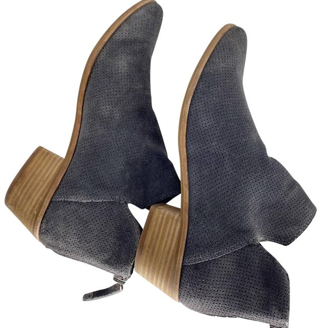 Item - Gray Ankle Boots/Booties Size US 10 Regular (M, B)