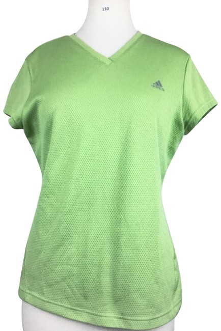 Item - Green Athletic Workout Activewear Top Size 12 (L)